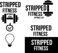 stripped fitness