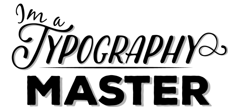 typeography sample